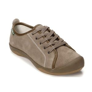 Suede Leather Shoe Hiking Trail Sneaker Size 10 M